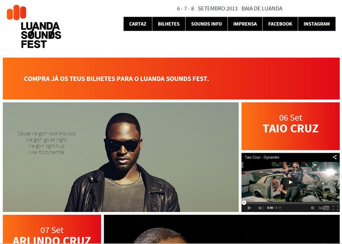 Luanda Sounds Fest