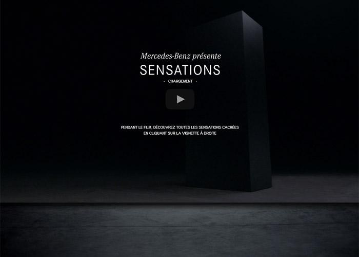Mercedes SENSATIONS
