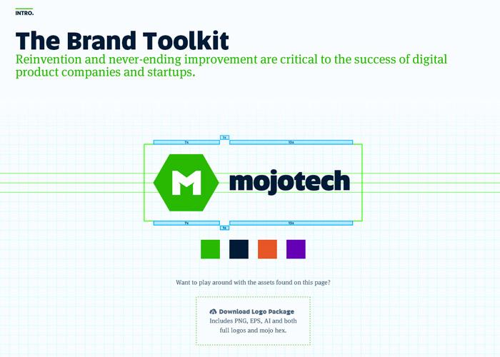 MojoTech - Brand Toolkit