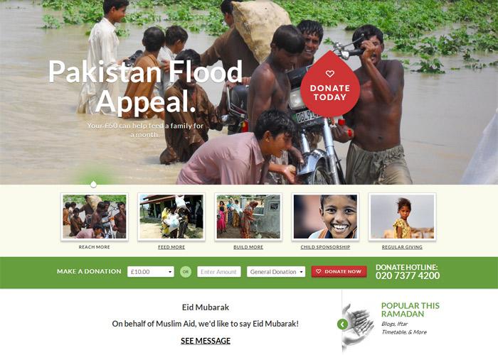 Muslim Aid - Ramadan 2013