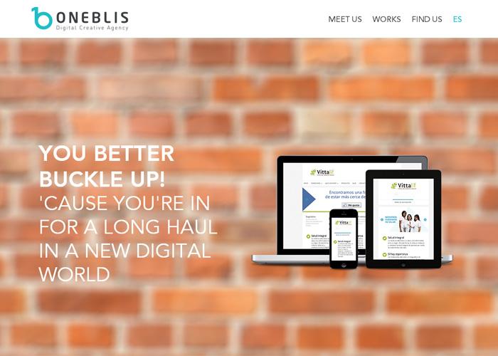 OneBlis - Digital Agency