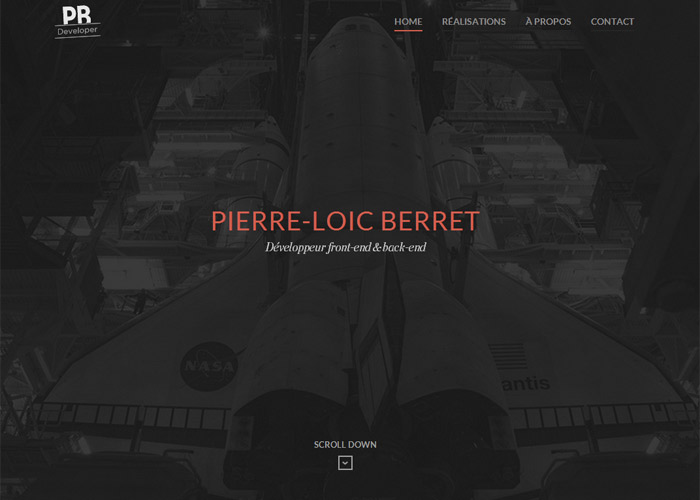 Pierre-loic Berret's portfolio - Awwwards Nominee