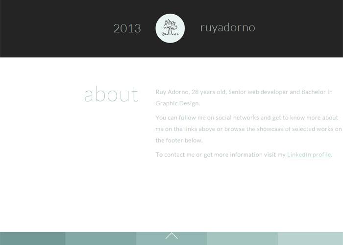 Ruy Adorno - WebDev Portfolio