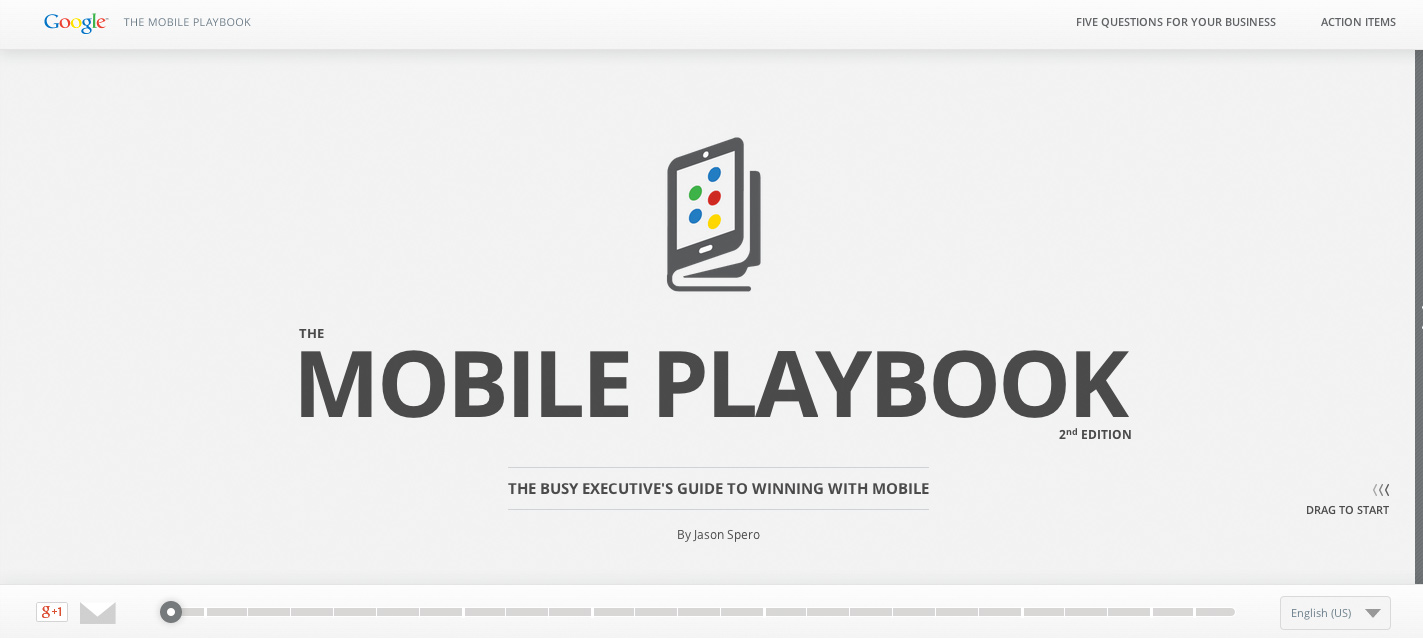 the mobile playbook 2nd edition awwwards sotd. Black Bedroom Furniture Sets. Home Design Ideas