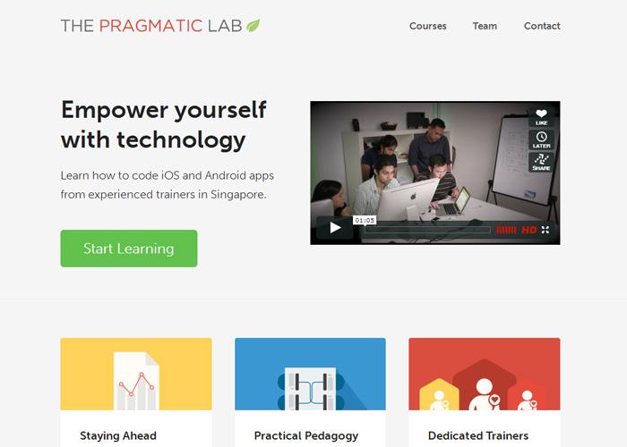 The Pragmatic Lab