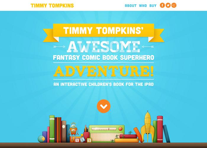 Timmy Tompkins