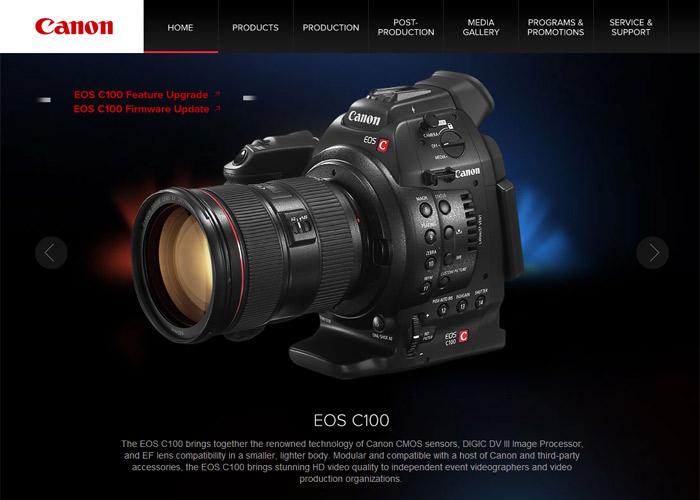 Canon CinemaEOS