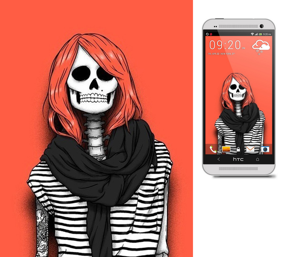 Good Wallpaper Halloween Mobile Phone - halloween-skeleton-illustration-2  Picture_44922.jpg