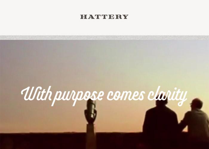 Hattery website
