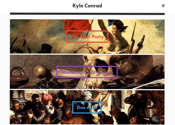 Kyle Conrad