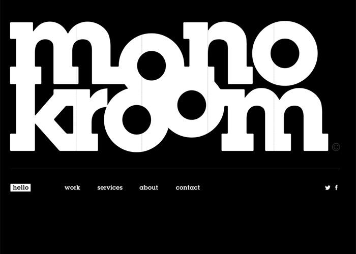 Monokroom