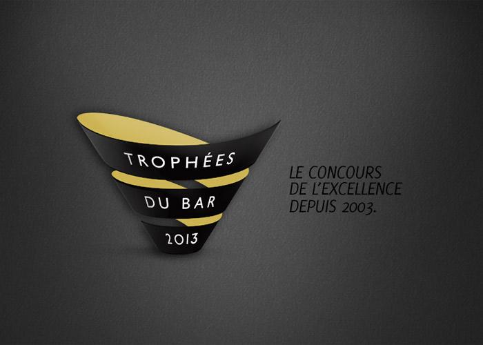 Les trophées du bar