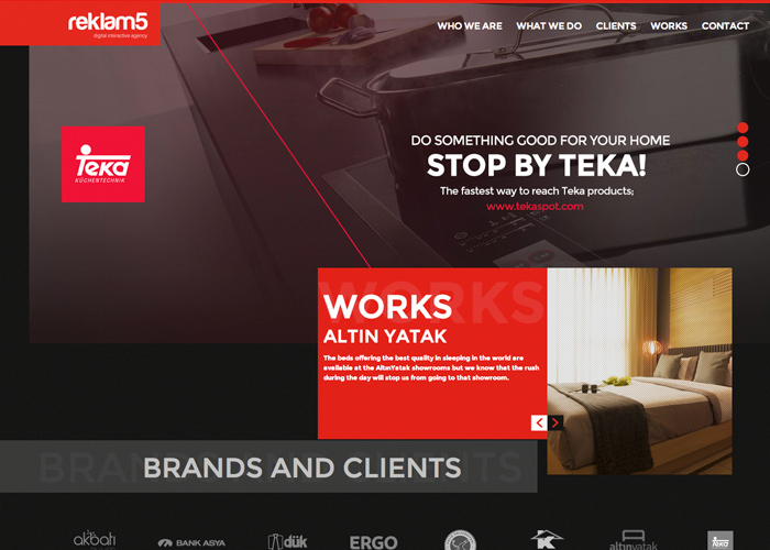 Reklam5 Digital Interactive Agency