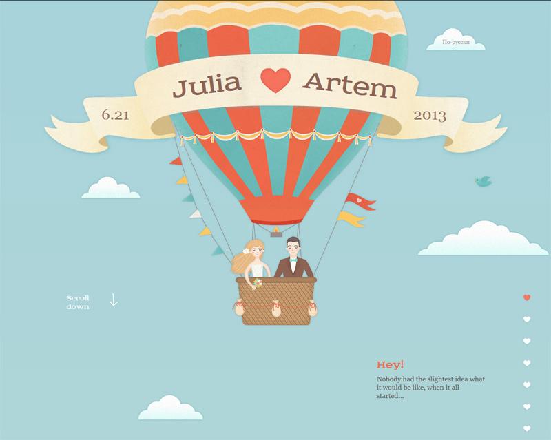 Julia & Artem