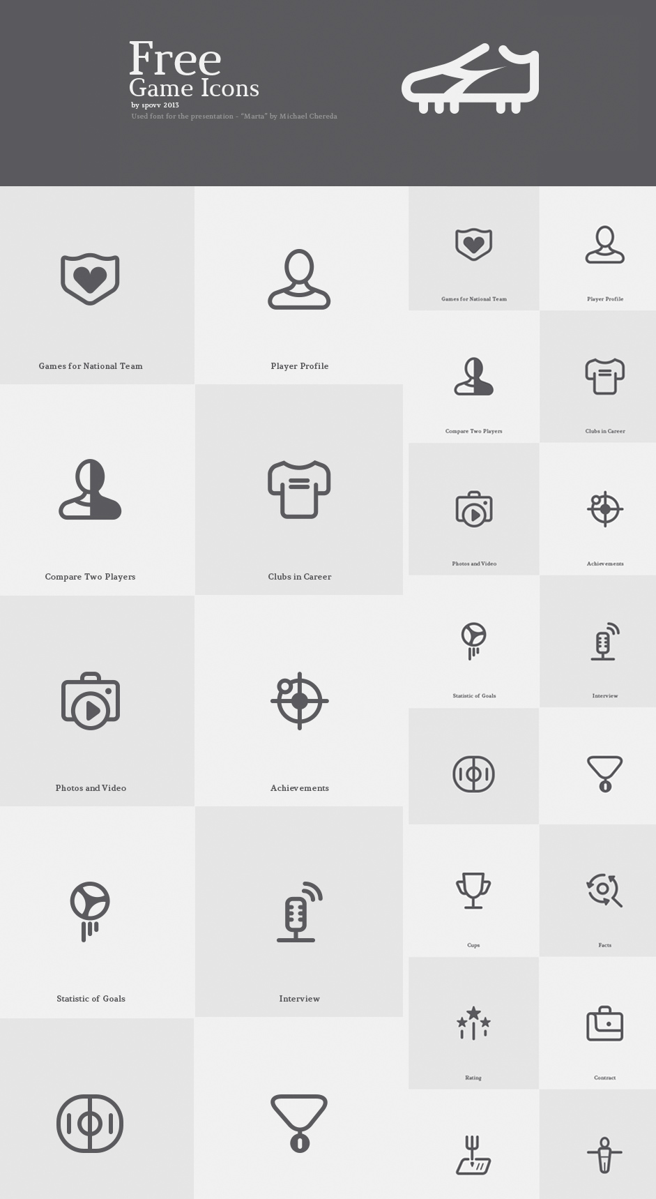 Great collection of free vector icons and pictograms for interfaces great collection of free vector icons and pictograms for interfaces and responsive web design reheart Images
