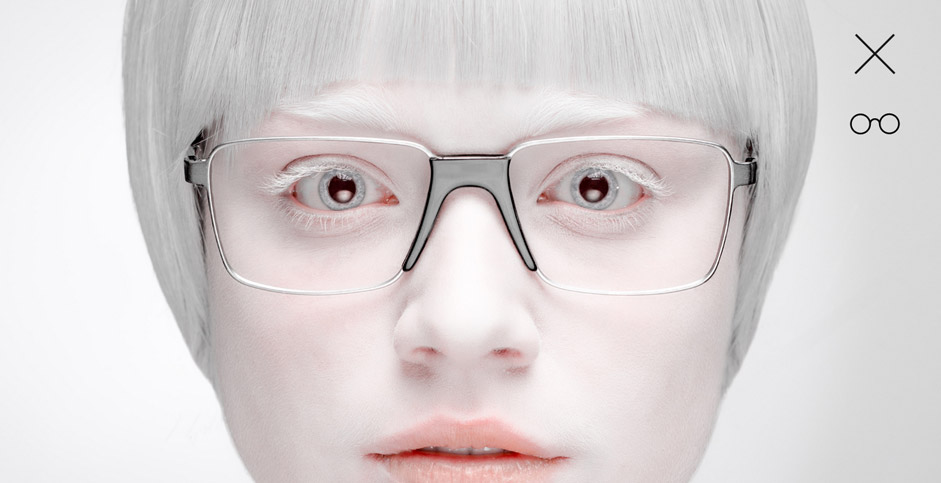 White Heat - Andy Wolf Eyewear