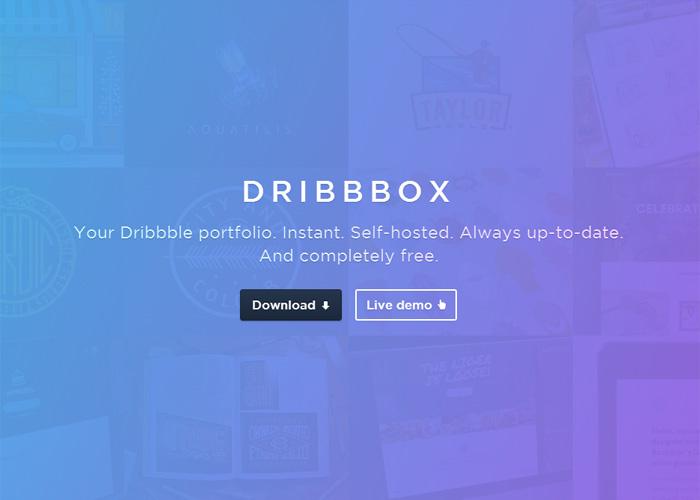 Dribbbox
