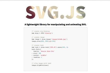 Infographic Ideas infographic javascript library : Web Animation Infographics: A Map of the Best Animation Libraries ...
