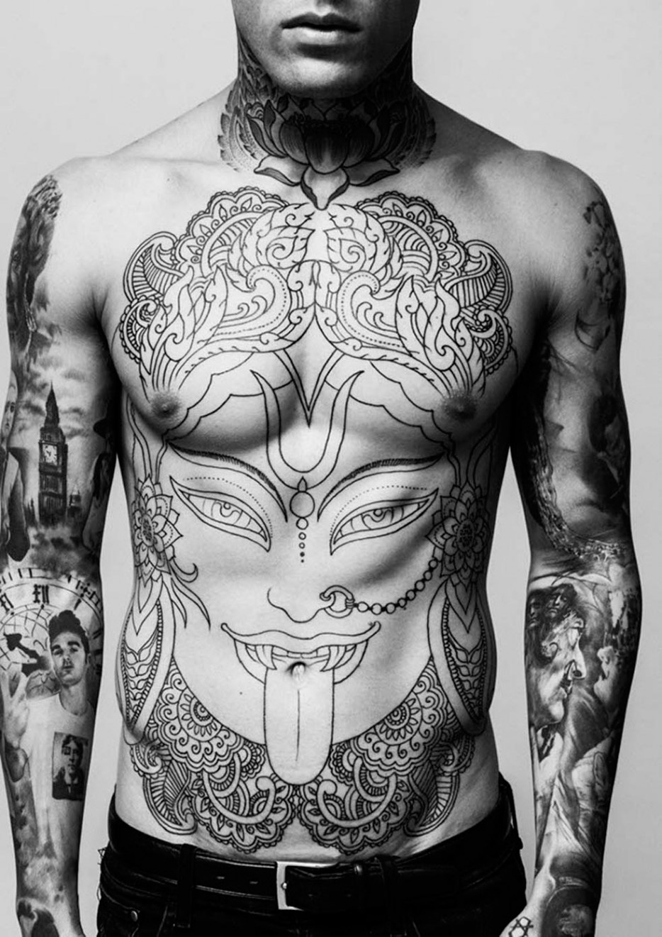 Private parts tattoo for men - Private Parts Tattoo For Men 58