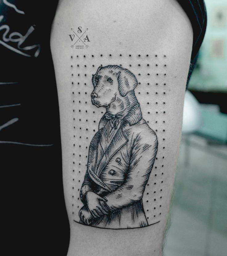 Contemporary <b>Tattoos</b> and their <b>Inspiration</b>