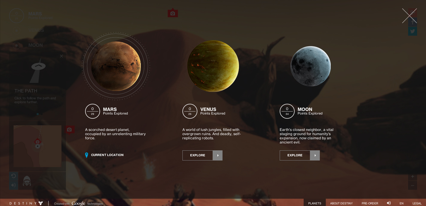 Learn about mars planet