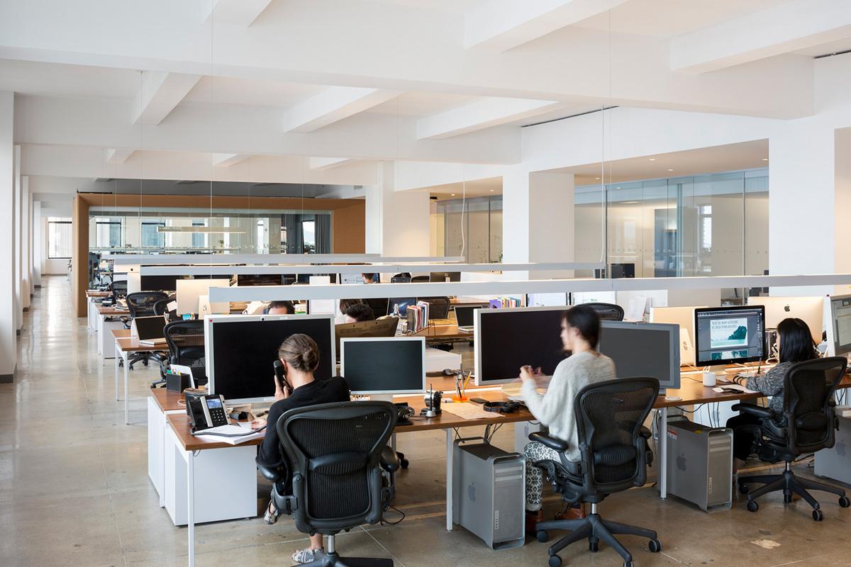Droga5 - Wall Street Headquarters