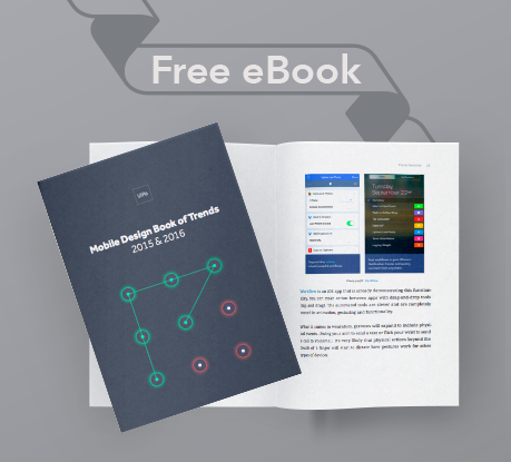 Free e book mobile design trends 2015 2016 - Mobel trends 2015 ...