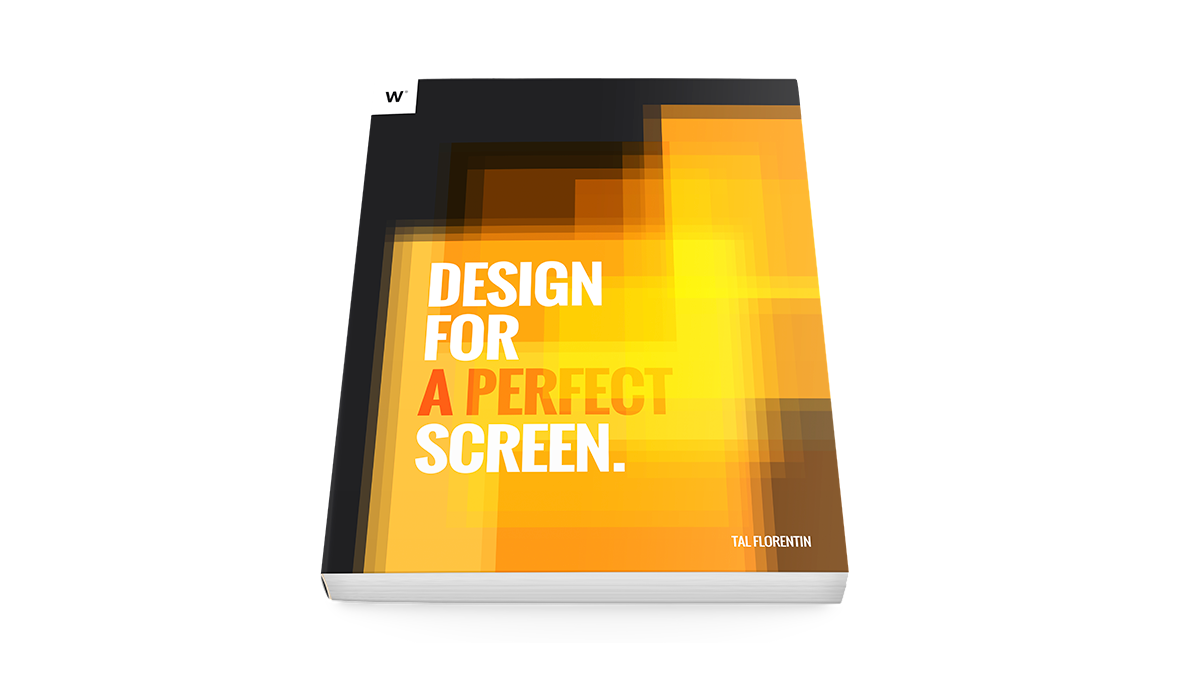Free e-book: Design For a Perfect Screen