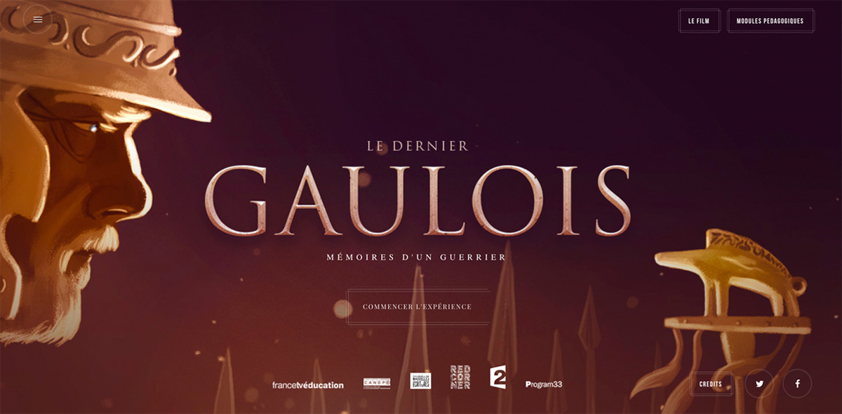 """Le dernier Gaulois"" by Immersive Garden wins SOTM for January"