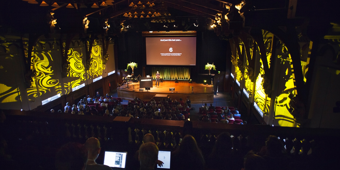 Awwwards Conference Amsterdam 2016 - The Winners