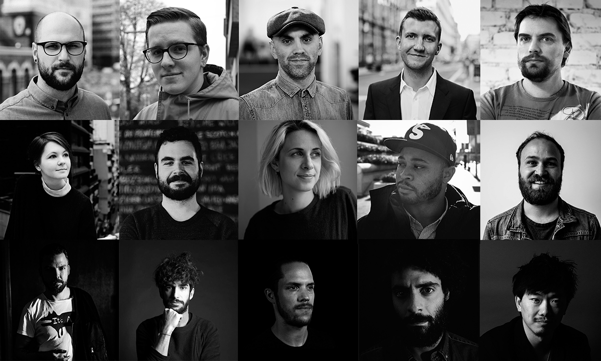 Ladies and Gentleman Please Welcome, the Awwwards Jury 2016!