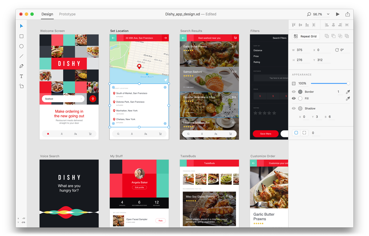 New Features in Adobe XD Revealed at Awwwards New York