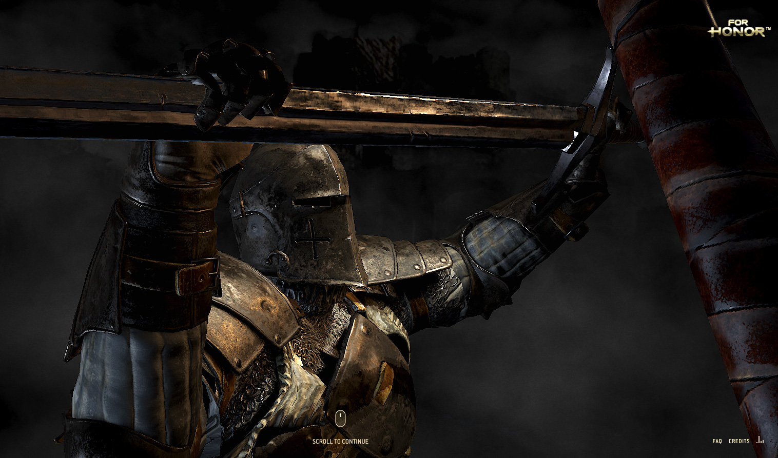 For Honor - Scars Wins Site of the Month February