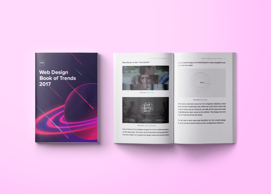 uxpin web design book of trends 2017