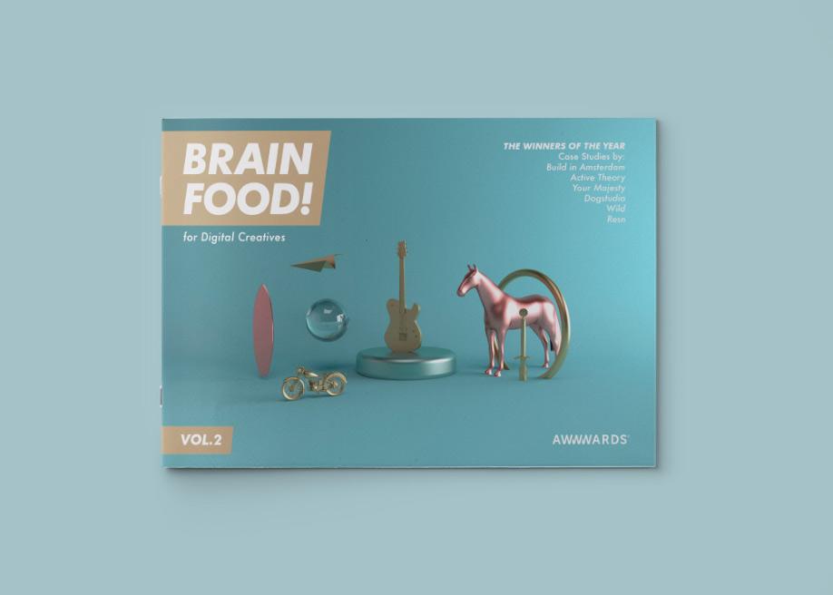 Brain Food. Volume 2 - Free Download!