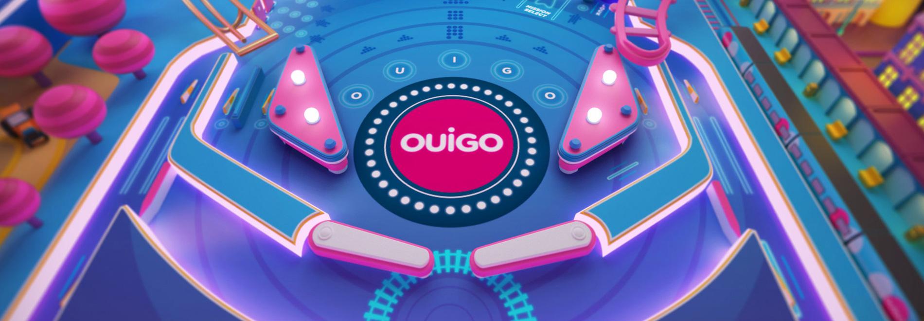 Case Study: Merci - Michel & Rosapark Win SOTM June With Ouigo Let's Play!