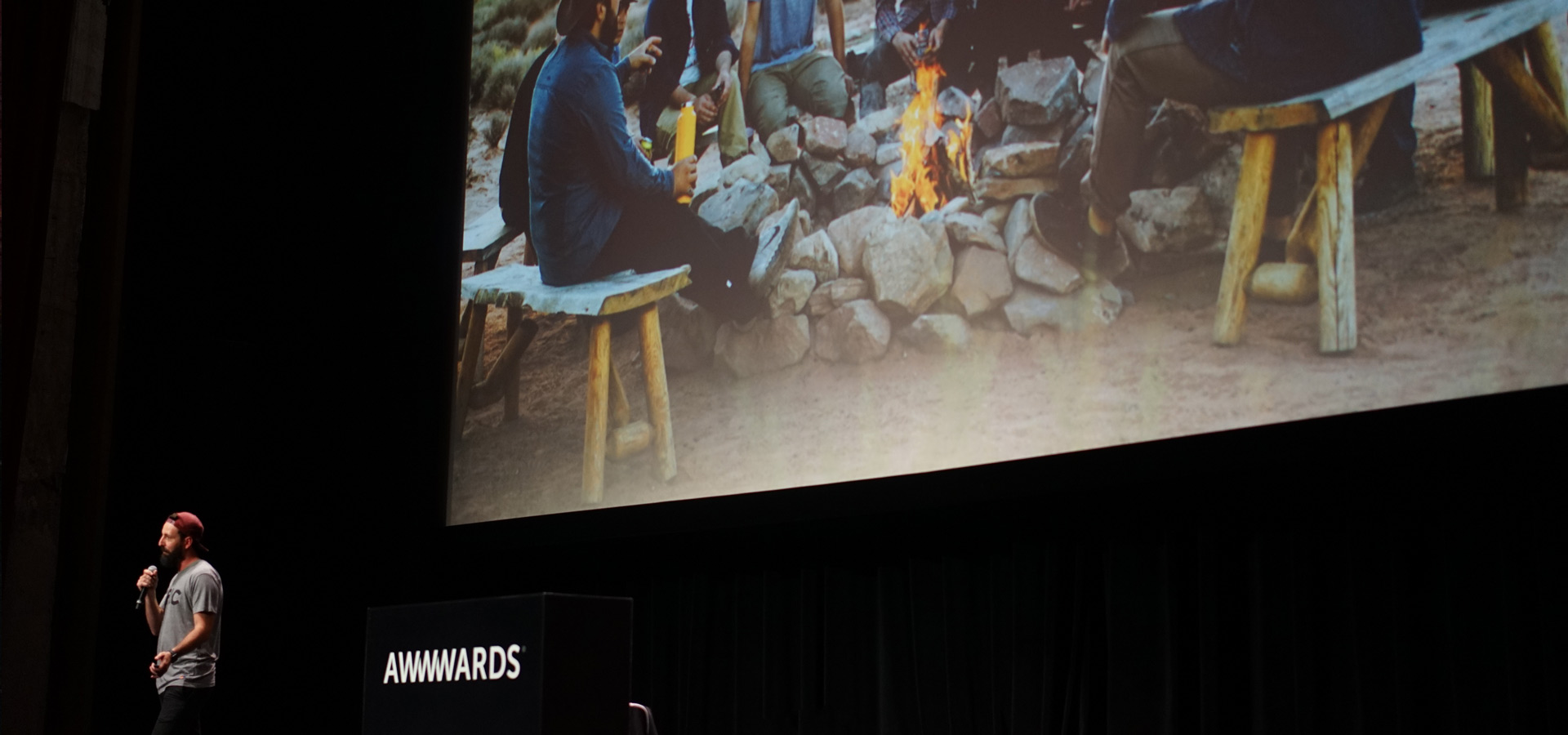 How I Went From Attendee to Closing the Conference - Dann Petty's Awwwards LA Story!