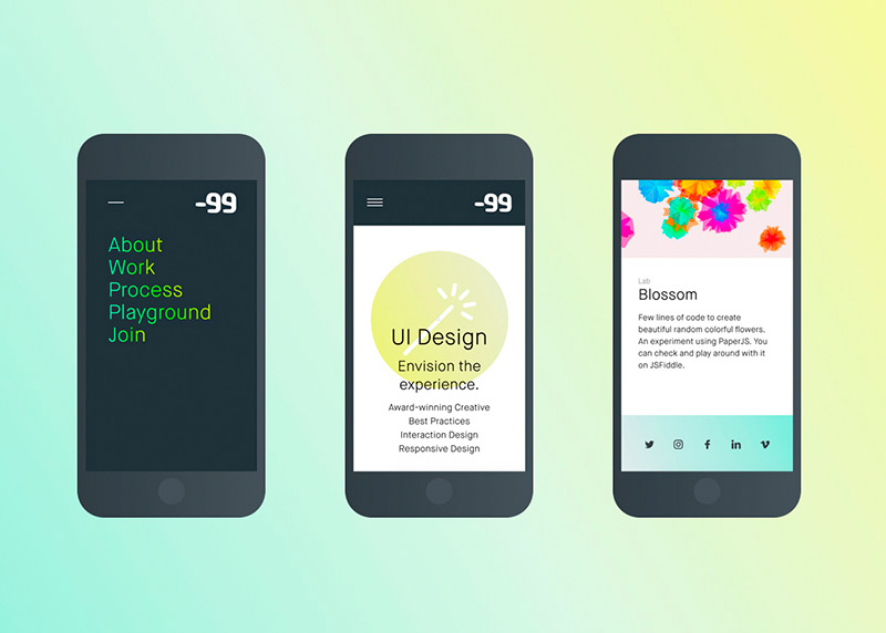 7 essential books on responsive web design you do not want to miss case study 99 design studio fandeluxe Gallery
