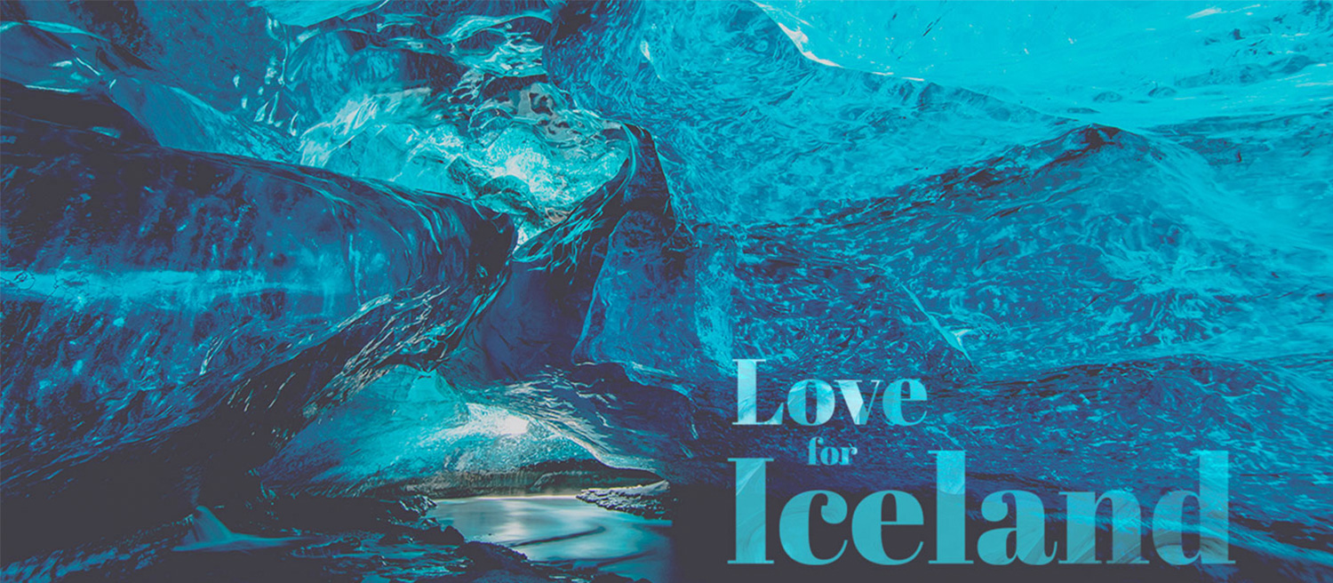 Case Study: Love for Iceland by Veintidos Grados