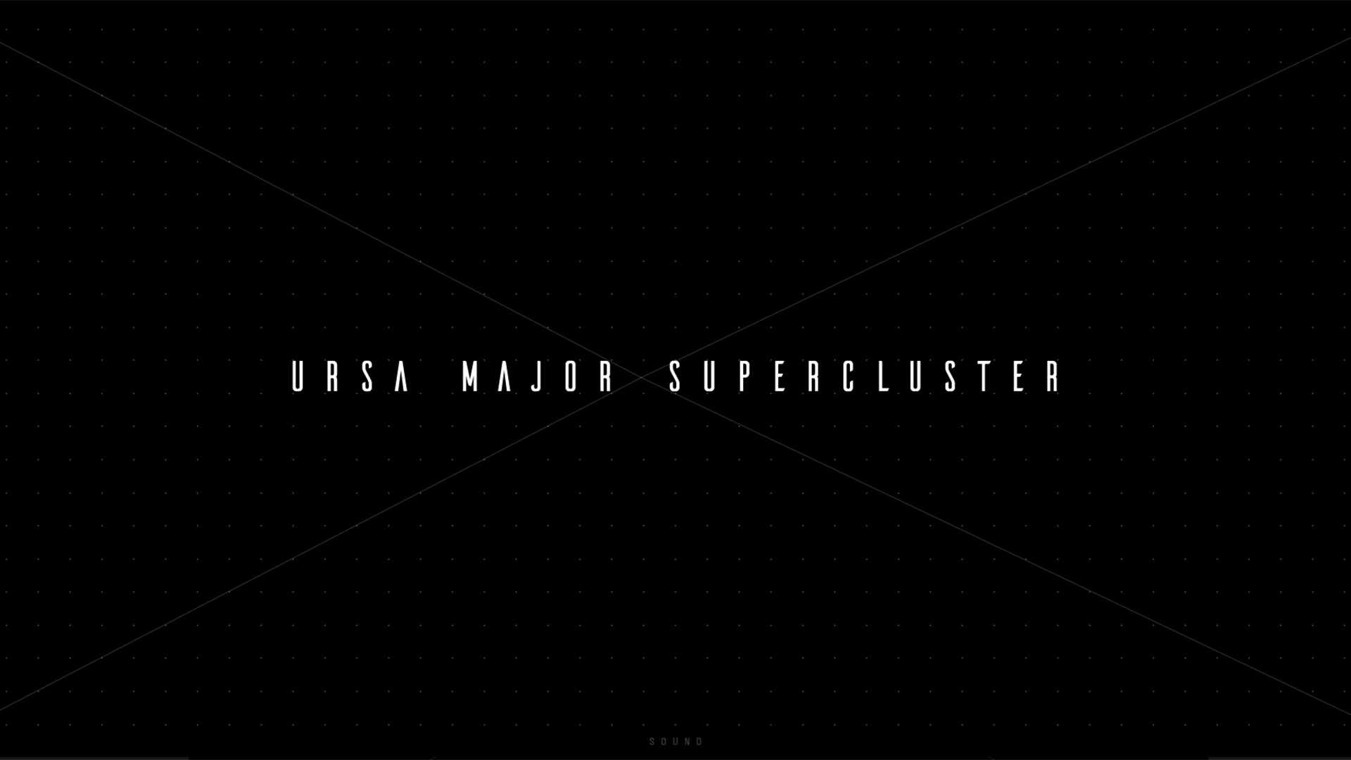 Case Study: Ursa Major Supercluster by Daniel Spatzek