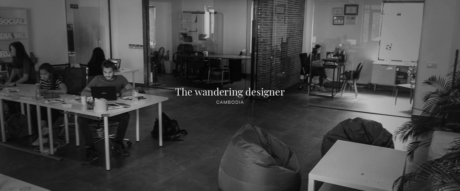 The Wandering Designer: Cambodia, a growing market