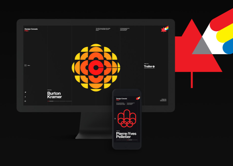 design canada wins april 2018 site of the month