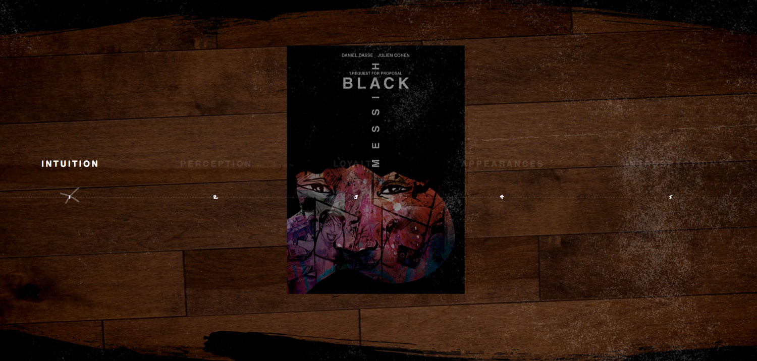 Case Study: Black Messiah by Bonhomme