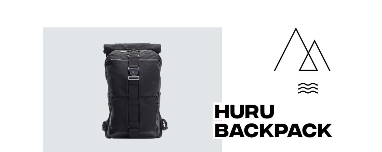 Case Study: Website for Huru Backpacks by Bachoo