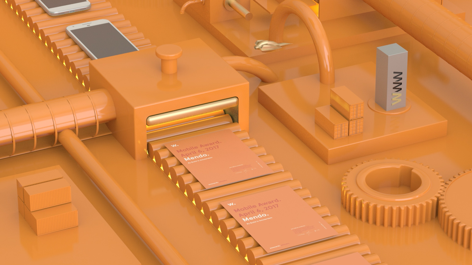 Update! Version 2 of the Google & Awwwards Mobile Excellence Award