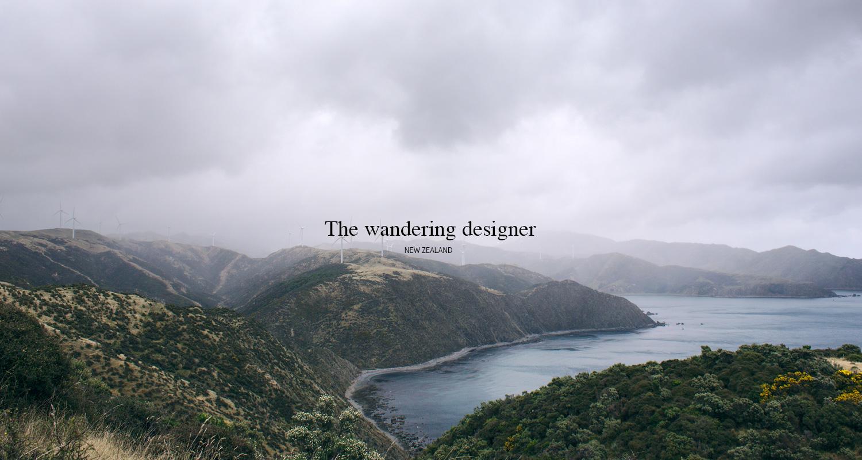 The Wandering Designer - New Zealand, Kia Ora Resn!