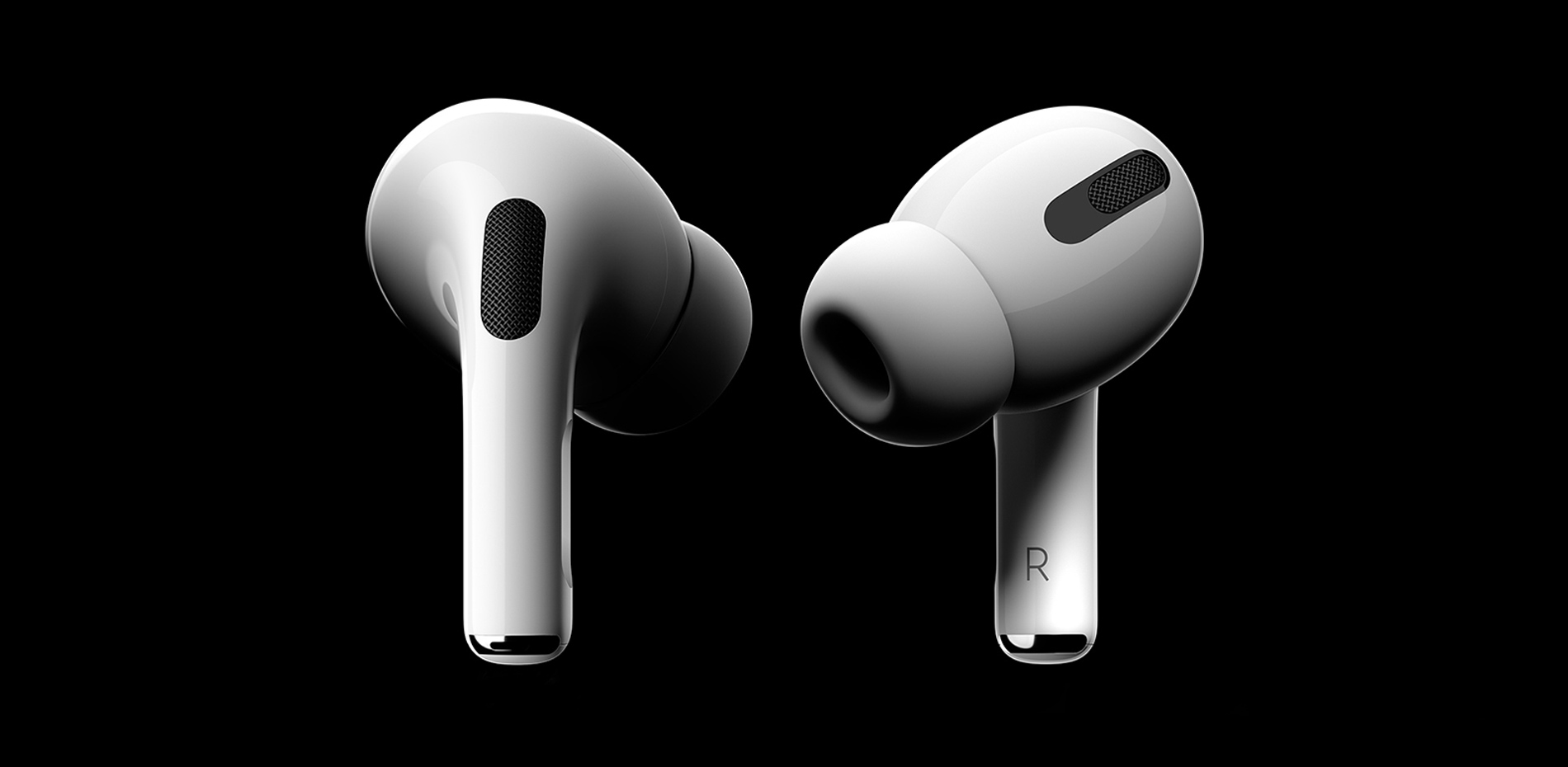 AirPods Pro wins Site of the Month January 2020