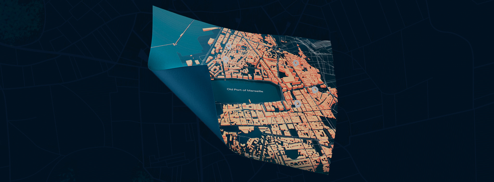 20 Inspirational Examples of Interactive Maps and Street View Experiences in Web Design