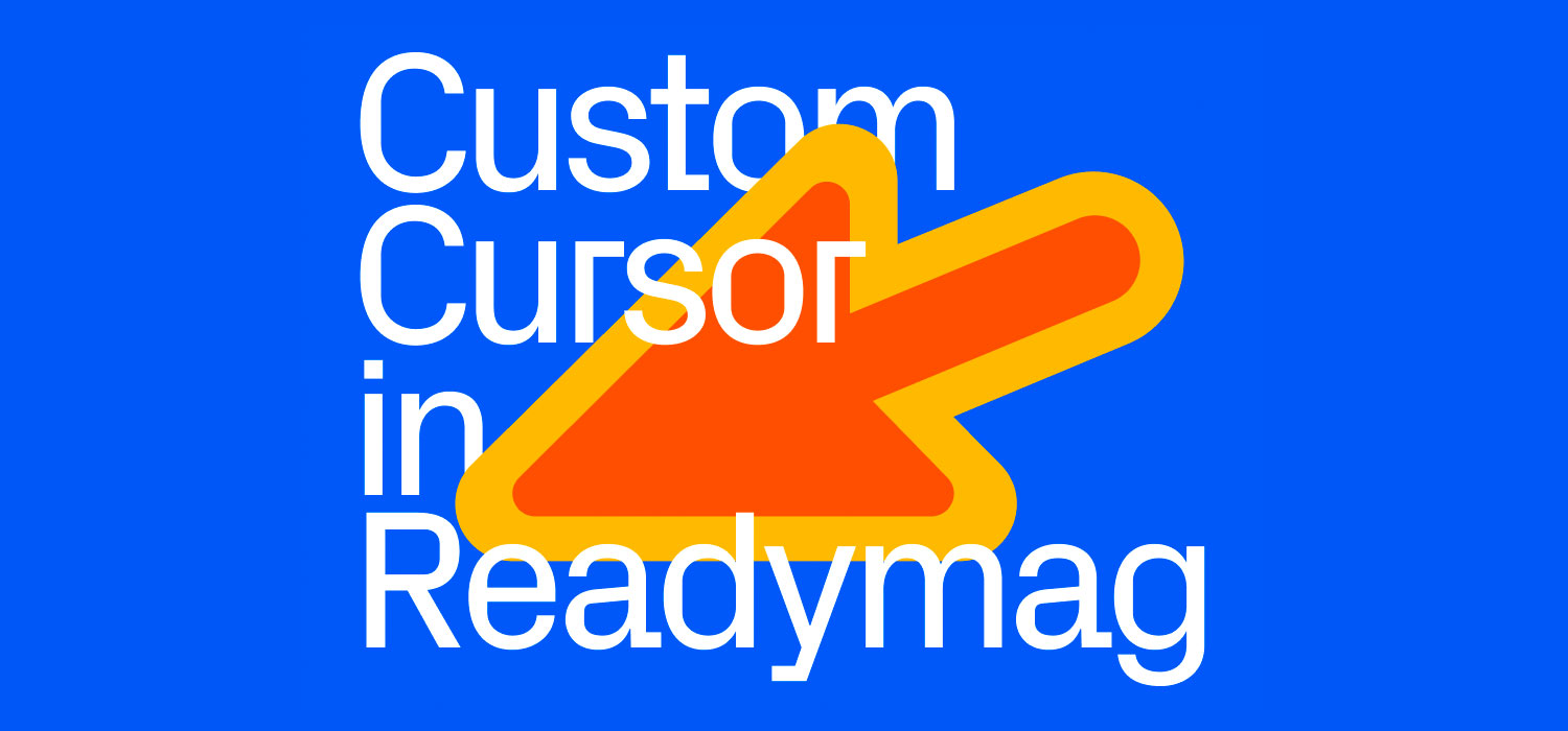 Customize your mouse cursor: inspirational examples & implementation tricks