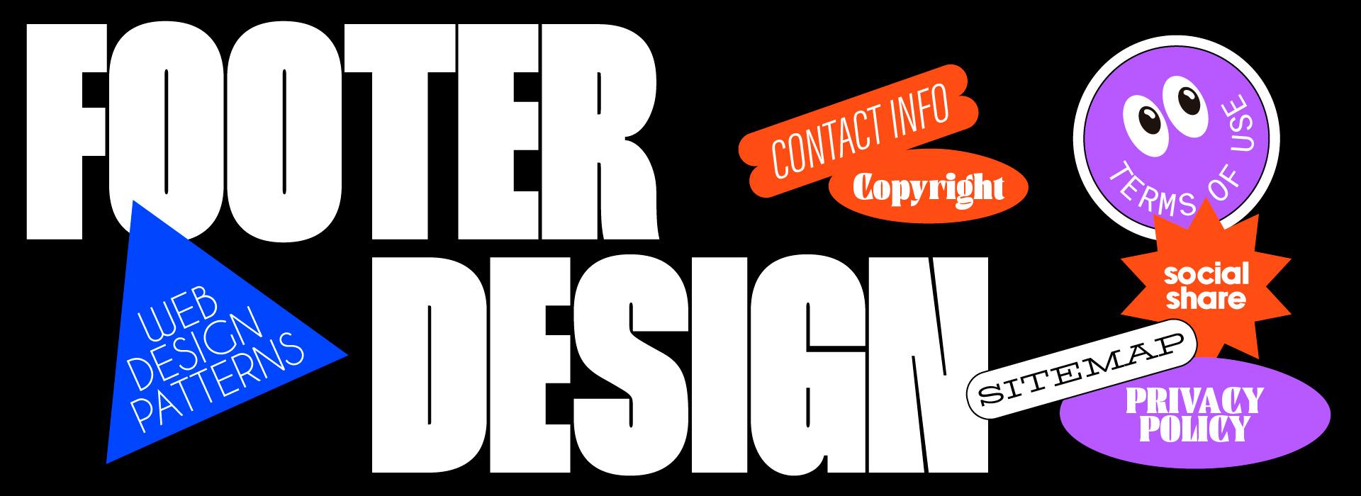 25 Excellent Creative Website Footers